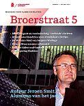 Interview verschenen in Alumni Magazine Broerstraat 5