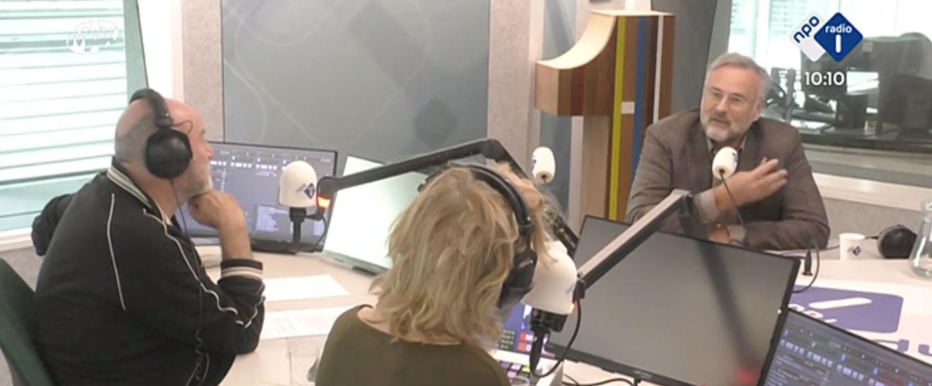 Radio 1: Titanenstrijd tegen korte termijn kapitalisten