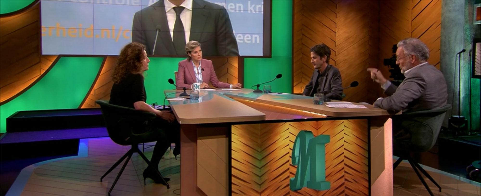 'M: wat is er nodig om de economie van Nederland te redden?'