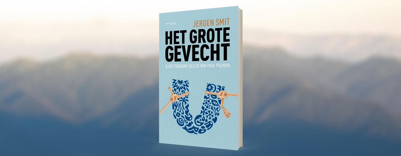 Brusseprijs 2020: Het Grote Gevecht op longlist beste journalistieke boek
