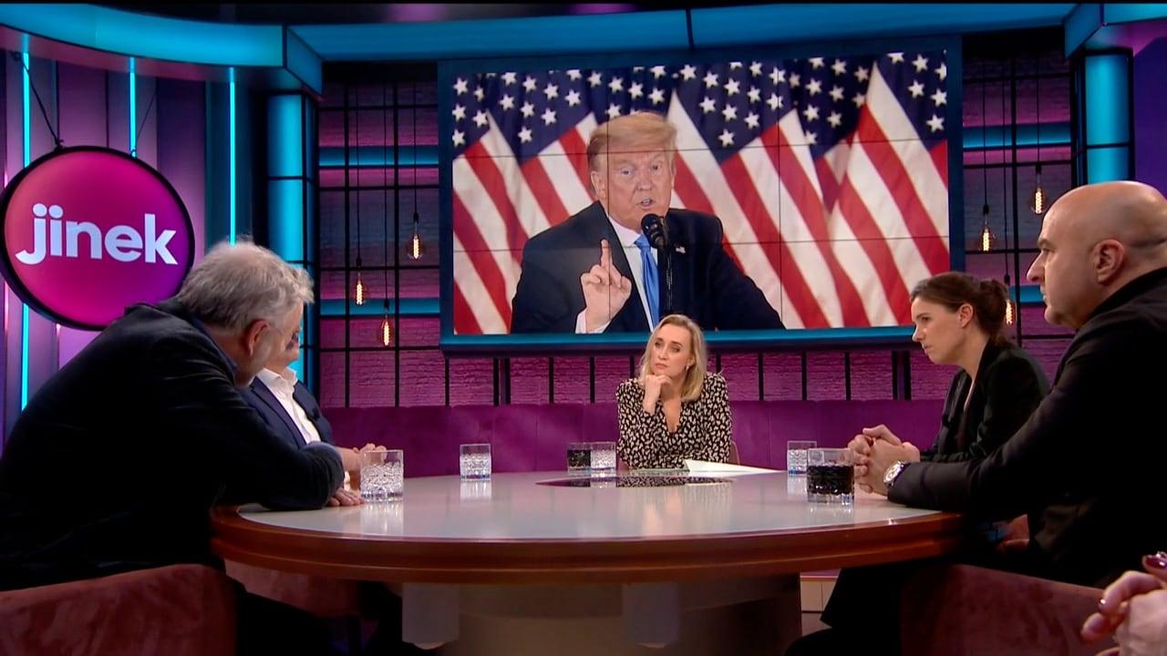 'Trump gaat voor tweede ronde'